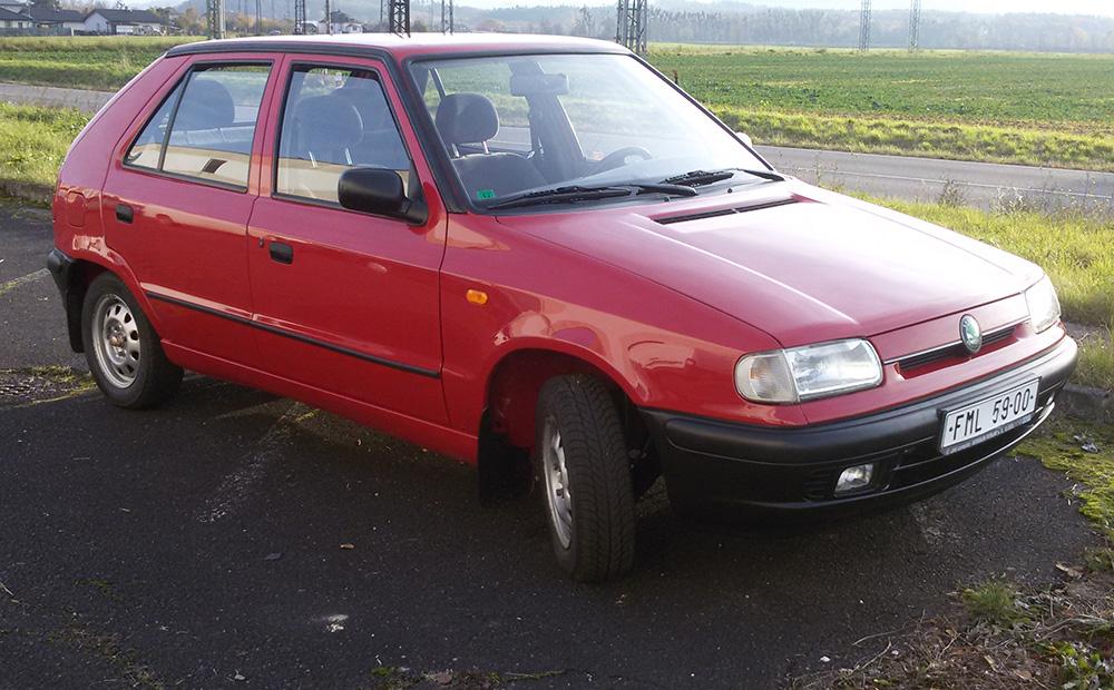 Škoda Felicia Renovace